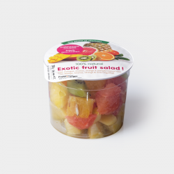 Salade de fruits exotique 200g