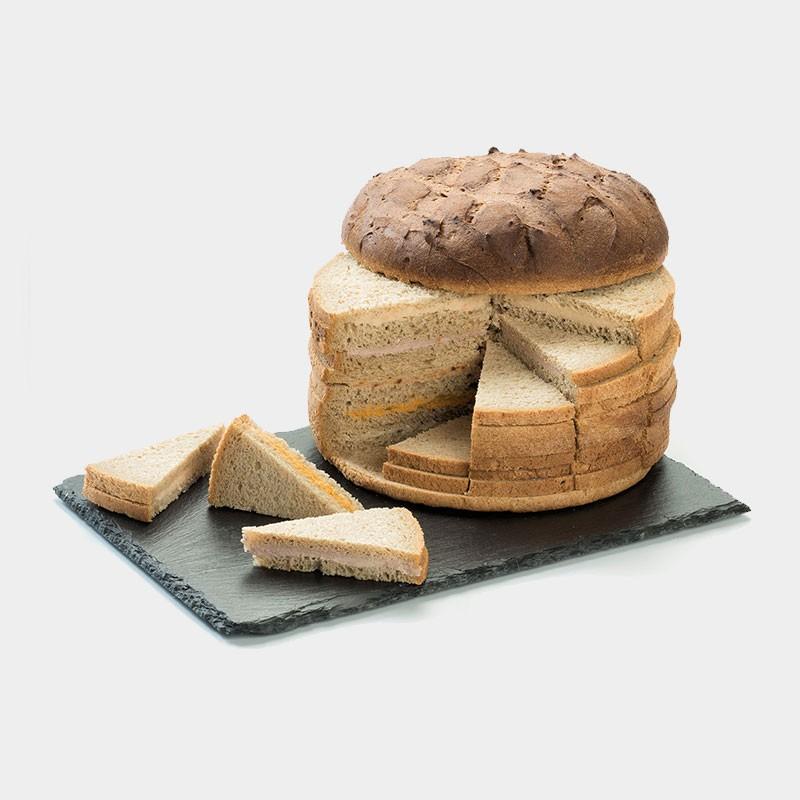Party bread Rustica