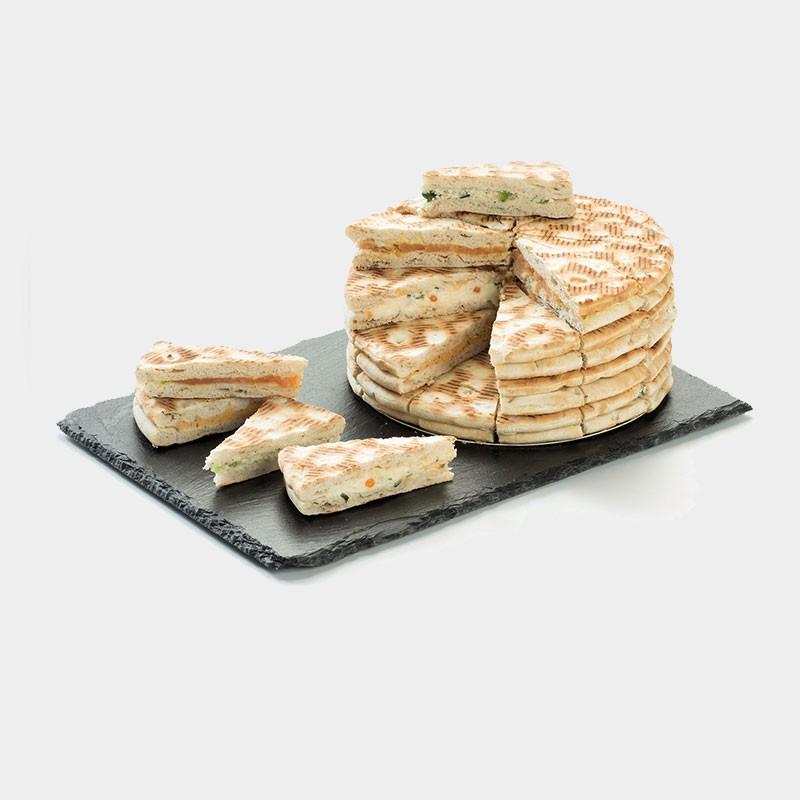 Scandinavian party bread / polar bread