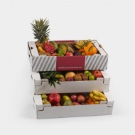 Fruit Basket exotic