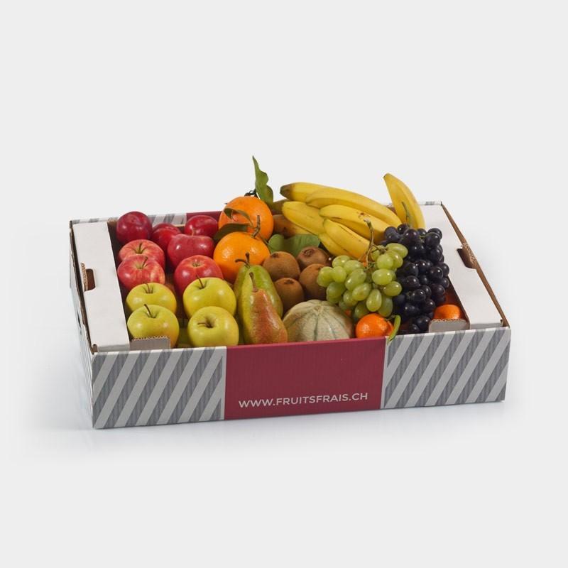 Box de fruits Personnalisé